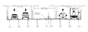 US 1 WAV construction stage 1 graphic