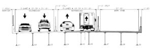 US 1 WAV construction stage 4 graphic